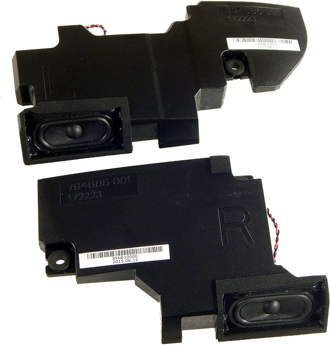 HP 23 27 AiO Sunstreaker Amee L/R Speaker 794686-001 Bang and Olufsen Speakers