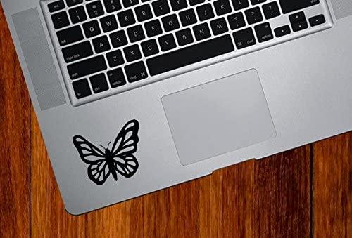 Yadda-Yadda Design Co. Butterfly - D1 - Vinyl Decal for Trackpad | Tablet | Laptop YYDC (2.25