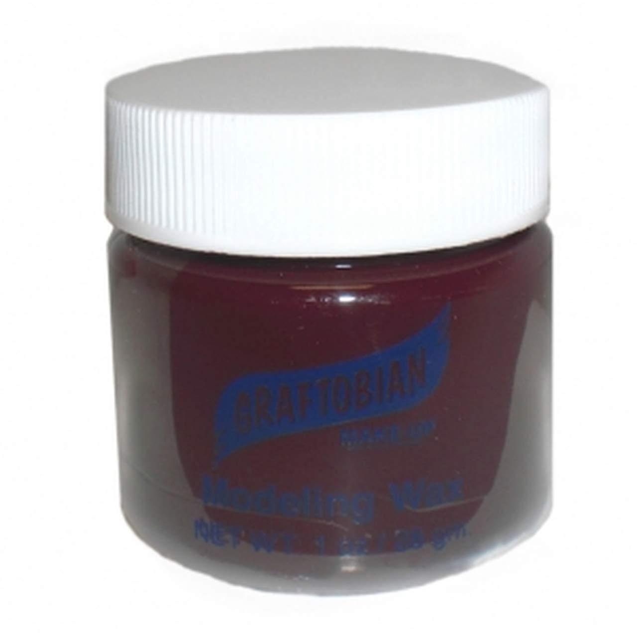 Modeling Wax- 1 oz Jars (Blood Color)