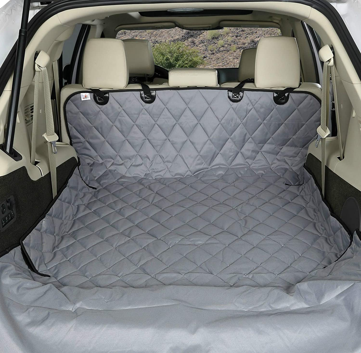 4Knines SUV Cargo Liner for Dogs - USA Based Company
