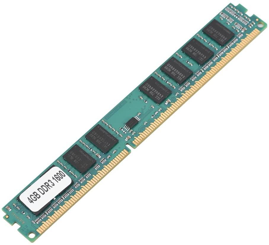 VIFER Memory Ram 240Pin Mini DDR3 4GB 1600MHz PC3-12800 Memory Ram Module Board for I-ntel/A-MD