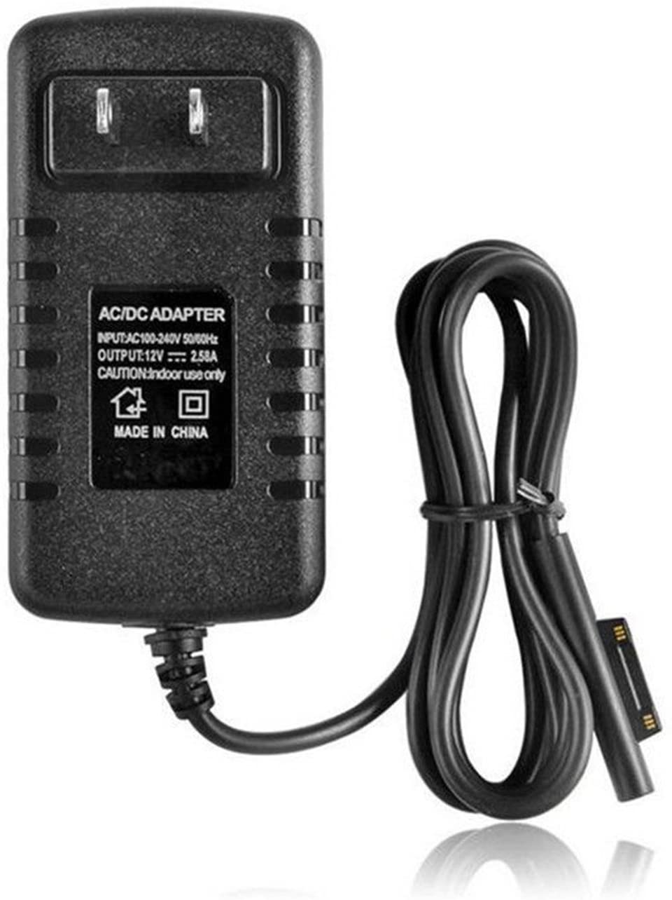 Protac Surface Power Supply Adapter 36W 12V 2.58A for Microsoft Surface Pro 3 & Pro 4 i5 i7 Tablet (Pro 3 Wall Charger)