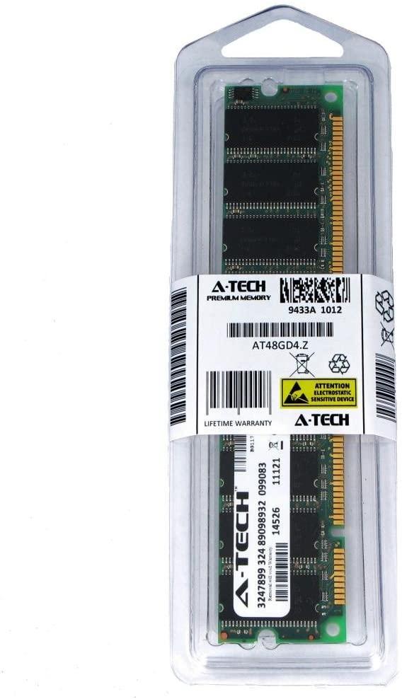 512MB SDRAM PC133 Desktop Memory Module (168-pin DIMM, 133MHz) Genuine A-Tech Brand