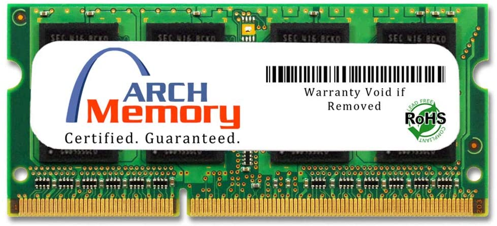 Arch Memory 4 GB 204-Pin DDR3 So-dimm RAM for HP Pavilion g6-1113tu