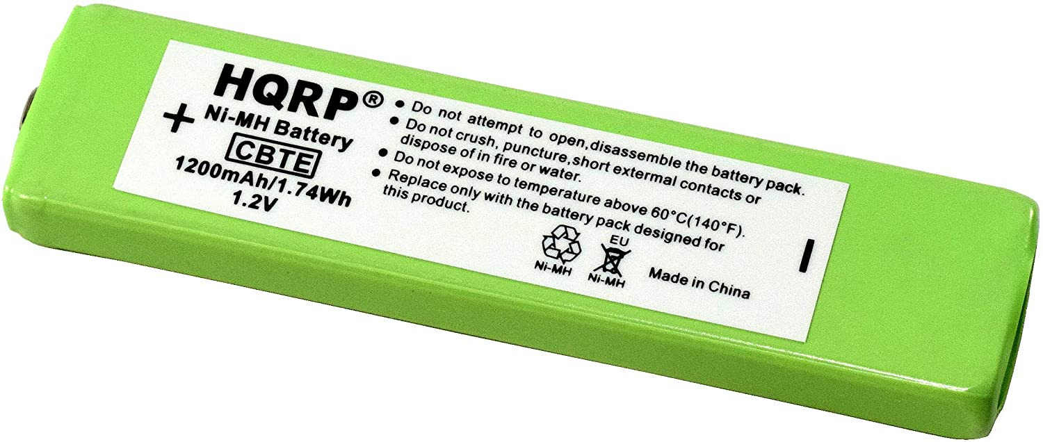HQRP Battery Compatible with Sony MZ-NH900, D-EJ925, D-EJ955, D-EJ985, D-NE1, D-NE10, D-NE20, D-NE20LS, WM-EX910 WM-504 Portable CD/MD / MP3 Player Plus Coaster