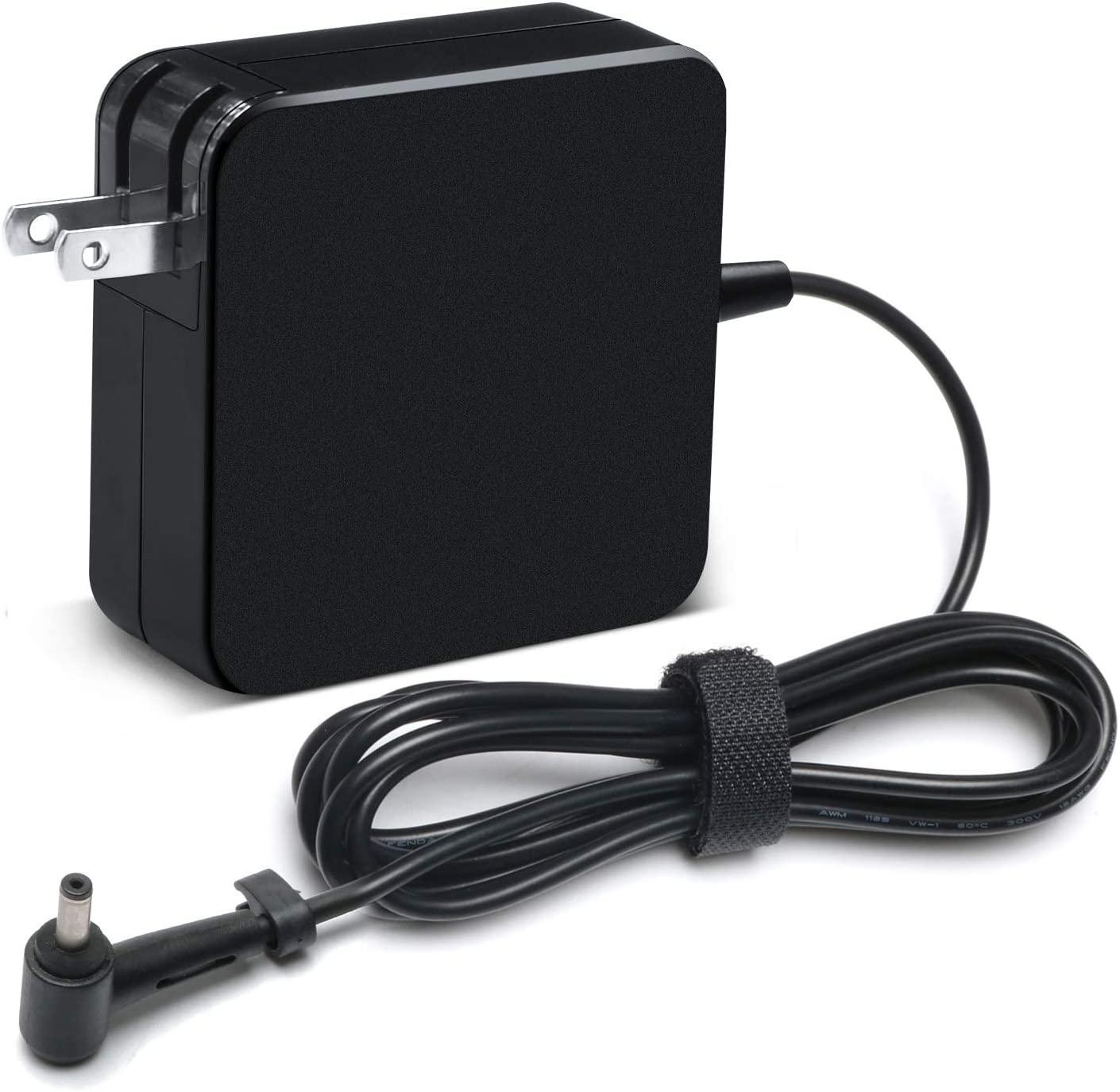 45W Laptop Notebook Charger for Asus UX303U UX360C UX305F Q504U Q302L Q504UA Q304U X553M X201E X202E X541NA X542UA X540S X540SA X541N C202SA C300SA E402WA Series