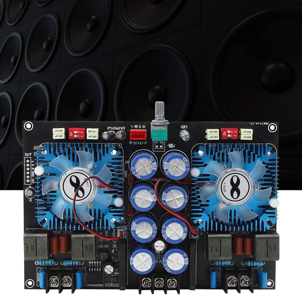 Xinwoer TDA8954TH Audio Power Amplifier Board, Digital Power Amplifier Board, Home Video for TV Speaker