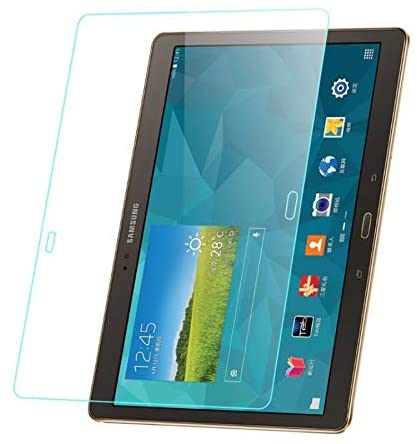 Tempered Glass for Samsung Galaxy Tab A 10.1 inch with S Pen P585N P580N P588C Screen Protector Film.9H Hardness Explosion-Proof Anti-Fingerprint High Definition,(2 Pack) (P580N 10.1 inch)