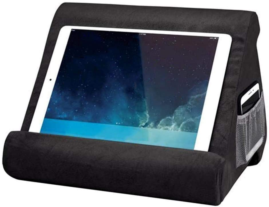 Pillow Pad Multi-Angle Soft Tablet Stand for Pads, Tablets, eReaders, Smartphones, Books, Magazines