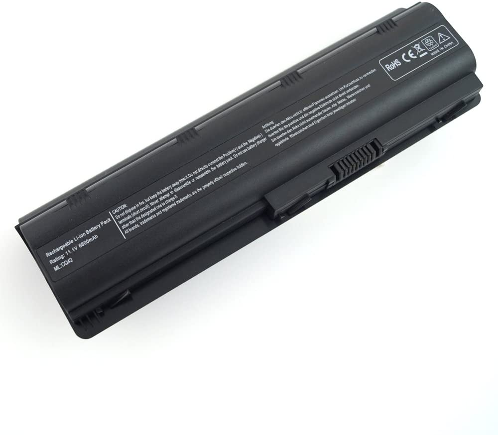 LQM New VK04 Laptop Battery for HP Pavilion Sleekbook 14 15 Series Laptop, Fits 694864-851, 695192-001, H4Q45AA, HSTNN-YB4D Battery (VK04)