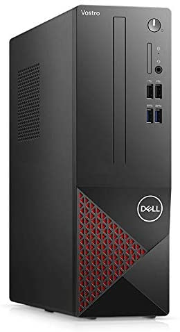 2020 Dell Vostro 3681 Business Desktop Computer/Intel 8 Core i7-10700 up to 4.8GHz/ 16GB DDR4/ 1TB PCIe SSD + 1TB HDD/DVDRW/WiFi/HDMI/Windows 10 Professional/iPuzzle 500GB External HDD