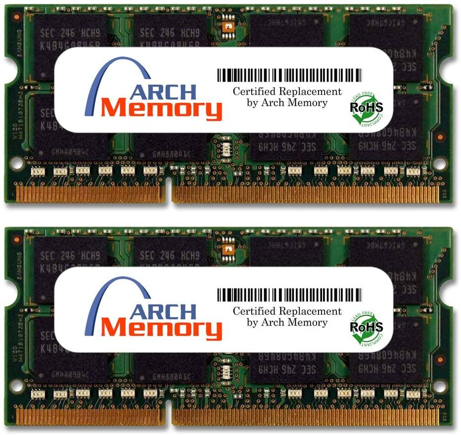 Arch Memory 16 GB (2 x 8 GB) 204-Pin DDR3 So-dimm RAM for Lenovo ThinkPad L440 20AT0042US
