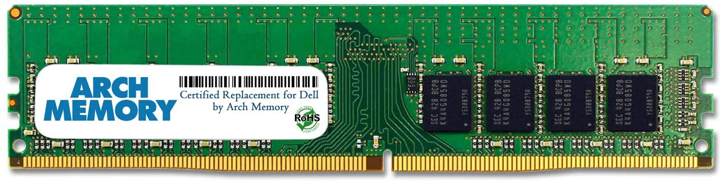 Arch Memory Replacement for Dell SNPYXC0VC/16G A9321912 16 GB 288-Pin DDR4 UDIMM RAM for Inspiron 3668