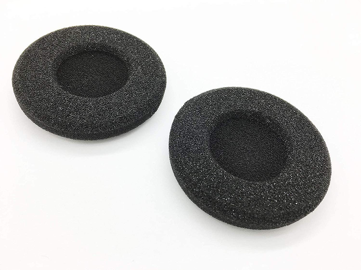 Reki Replacement Premium Ear Pads Cushions Compatible with Sennheiser PX90 AKG K420 K420P K402 K403 K412 Headphones (6 Pack)