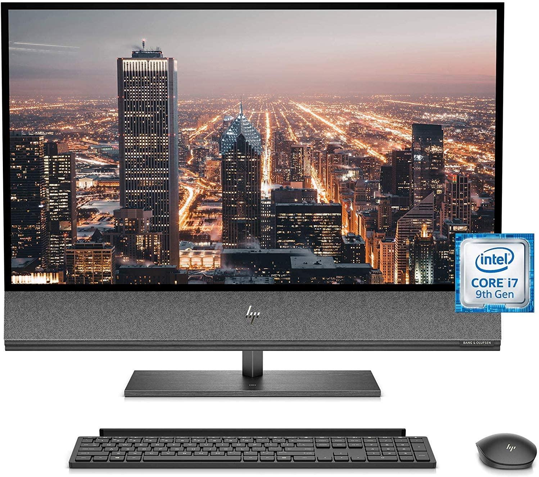 HP Envy 32 Desktop 2TB SSD 64GB RAM Extreme (Intel Core i7-9700K Processor 3.60Ghz Turbo Boost to 4.90GHz, 64 GB RAM, 2 TB SSD, 32