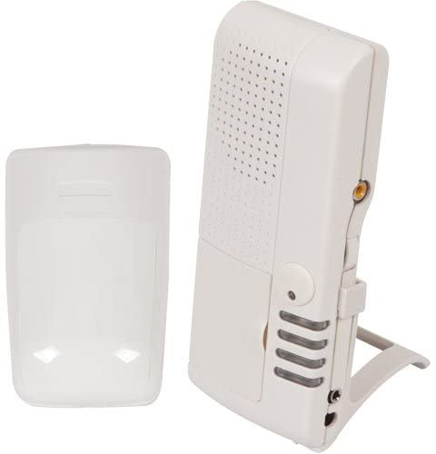 STI Wireless Indoor Motion Detector Alert Kit with Voice Receiver (STI-V34700)