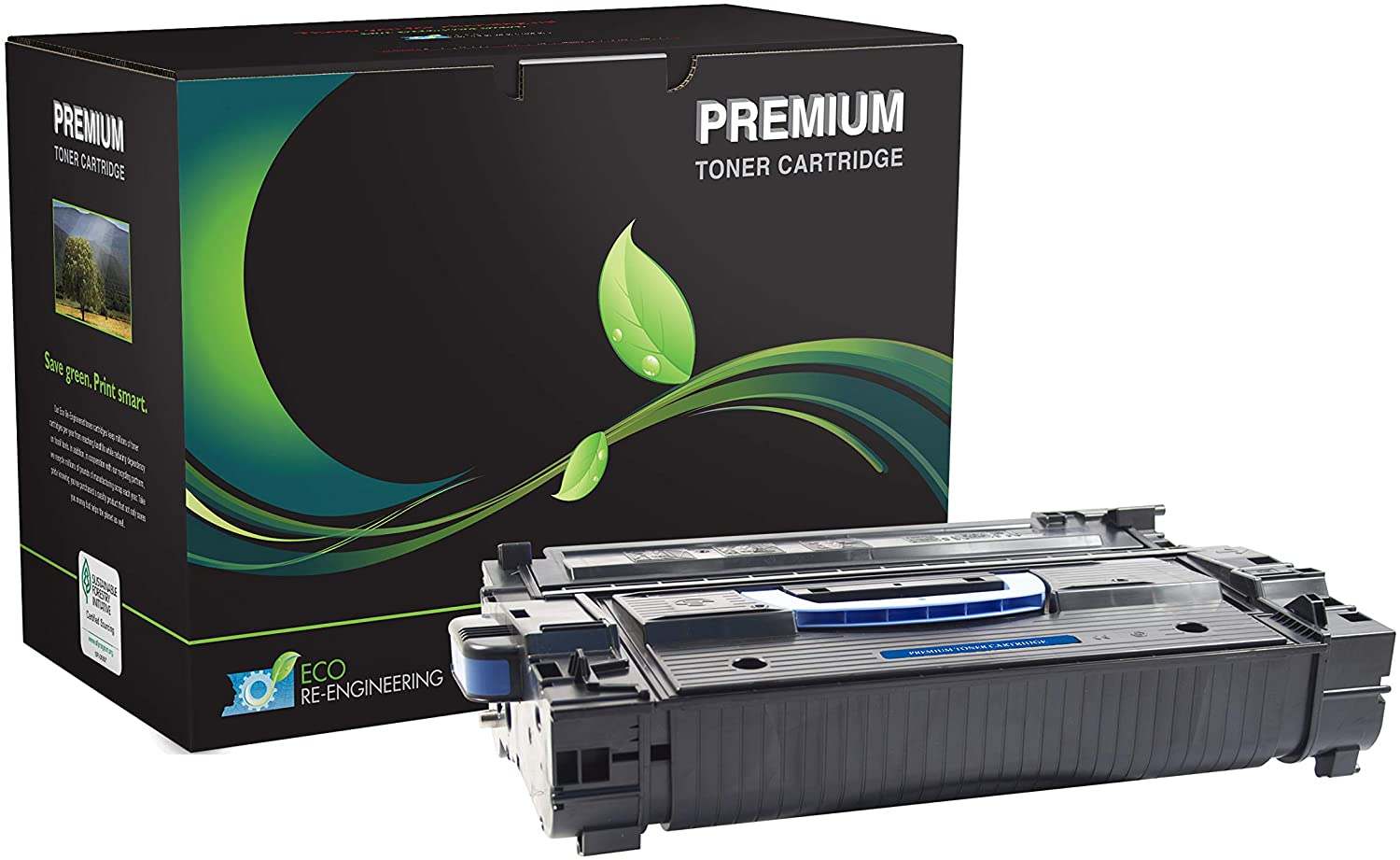 Inksters Remanufactured Toner Cartridge Replacement for HP 25X Toner High Yield CF325X (HP 25X) for Laserjet Enterprise M806DN; Laserjet Enterprise MFP Flow M830 (Black)