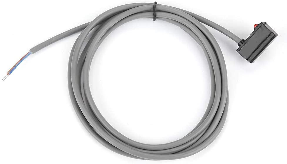 ROSEBEAR CS1-J Magnetic Air Pneumatic Cylinder Magnetic Reed Switch Sensor DC AC 5V- 240V