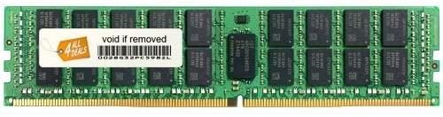 64GB Kit [4x16GB] DDR4-2133 (PC4-17000) Memory RAM Upgrade for The Dell Precision T7810 Server Memory