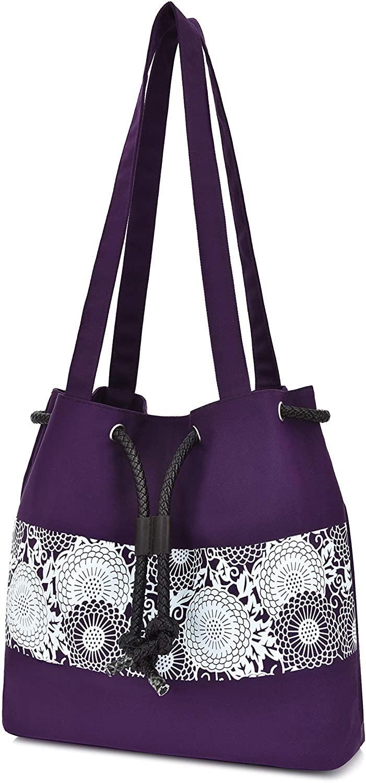 Tote Bag Waterproof NylonShoulderBag And Work Bag Lady's Purse And HandBag