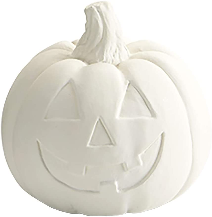 The Lovable Jack-O-Lantern - Paint Your Own Halloween Ceramic Keepsake