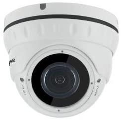 LONGSE LIRDNTSF200 2MP Outdoor Varifocal Dome IP IR 30m, 2.8-12mm Varifocal Lens, IP66 Outdoor Metal Case