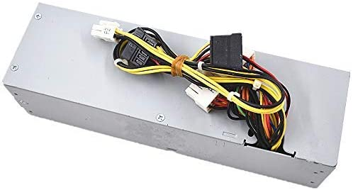 Power Supply for DELL OPTIPLEX 3010 390 790 990 SFF 2TXYM RV1C4 3WN11 US