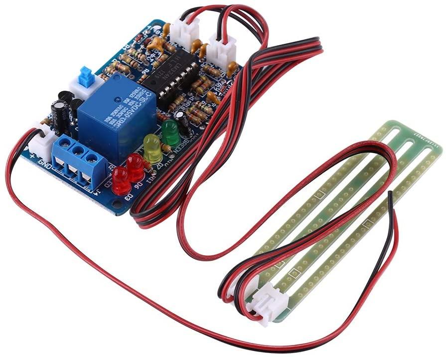 iFCOW Water Level Detection Sensor Liquid Level Controller Automatic water liquid Control Module Water Level Detection Sensor