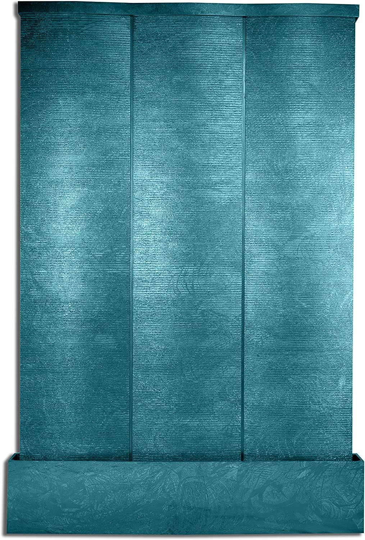 Phantom-Triple Panel, Indoor Waterfall Wall Mounted Water Fountain (Gaia)
