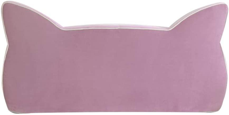 Haieshop Headboard Bedside Back Cushion Cartoon Children's Bedroom Large Long Pillow Lumbar Pillow Sofa Soft Bag (Color : 3, Size : Bed Type)