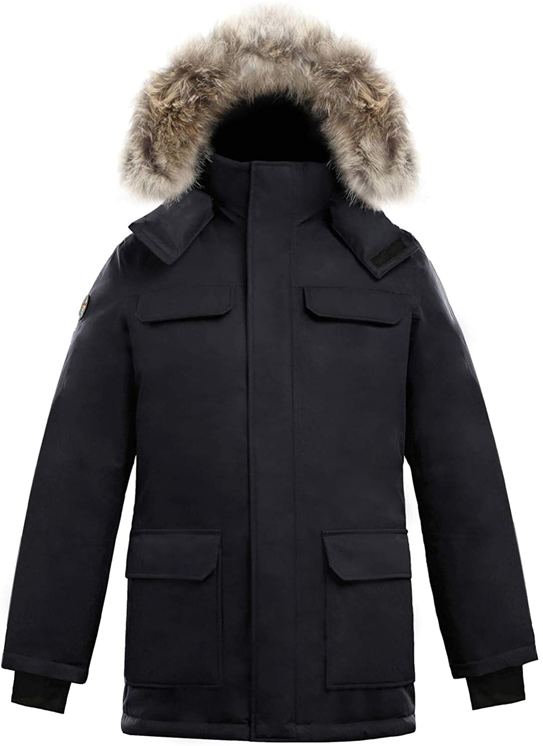 Triple F.A.T. Goose Aisen Collection | Chenega II Waterproof Mens Down Jacket