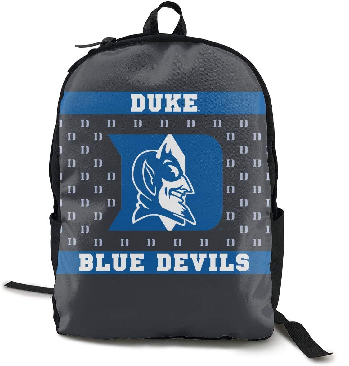 Van Gogh Starry Night Duke University Blue Devils Classic Backpack