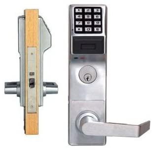 Alarm Lock PDL6500CRR-26D Trilogy Networx Wireless Networking Lock w/ Prox Sensor (Right Hand)