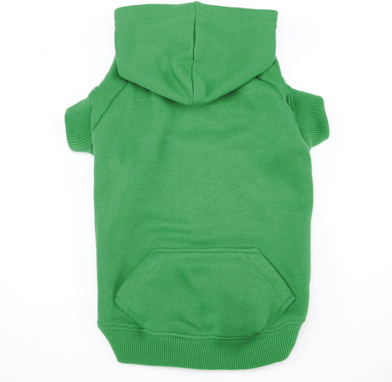 Casual Canine Cotton Basic Dog Hoodie