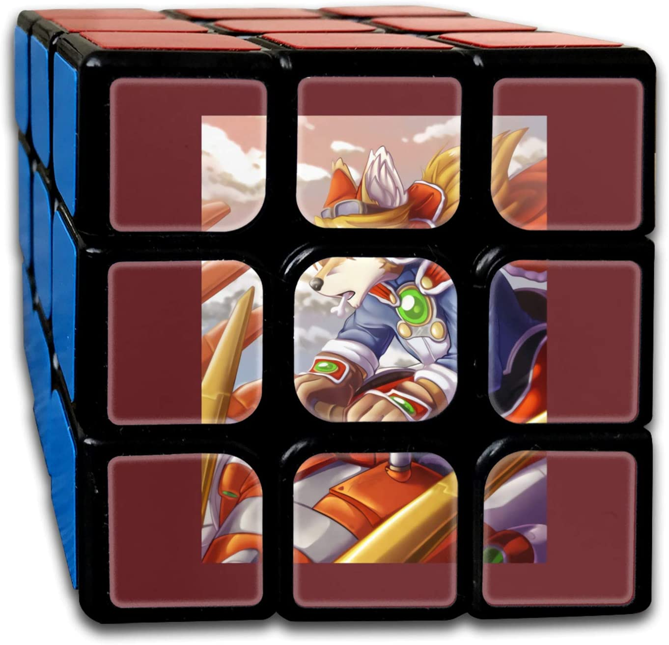 On The Hunt1 Rubiks Cube One Size
