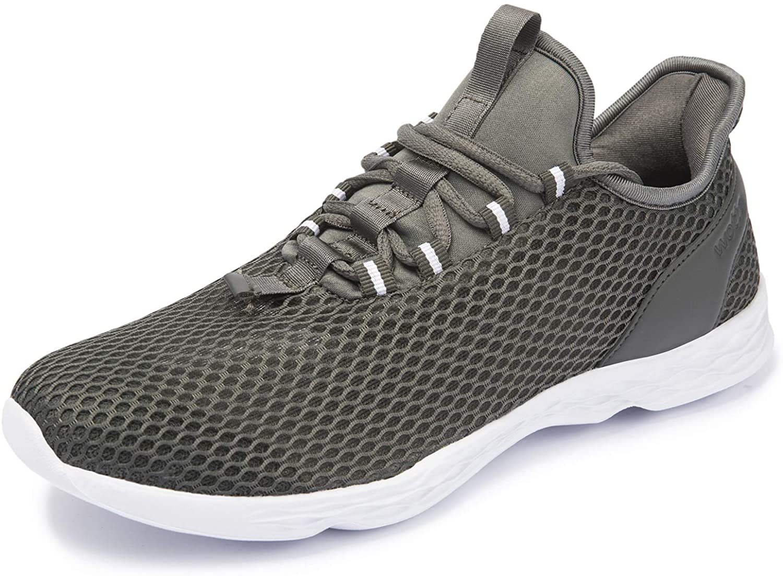 Ranberone Men's Sock Walking Shoes Comfortable Workout Fashion Sneakers Size 7~16