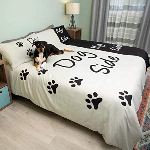 ALANCA Pet Side Bedding Set