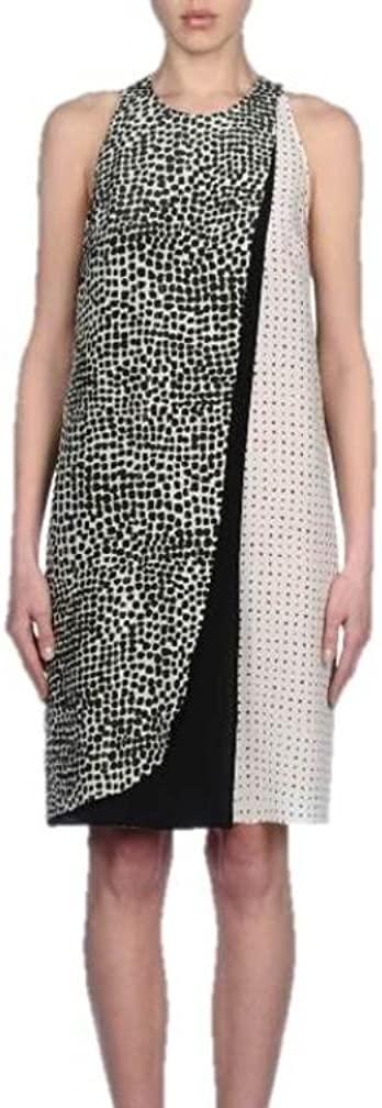 Stella McCartney Womens Painted Spot Mika Dress