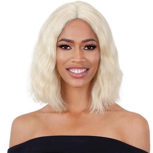 SHAKE N GO NAKED BRAZILIAN HUMAN HAIR LACE FRONT WIG - BCL 02