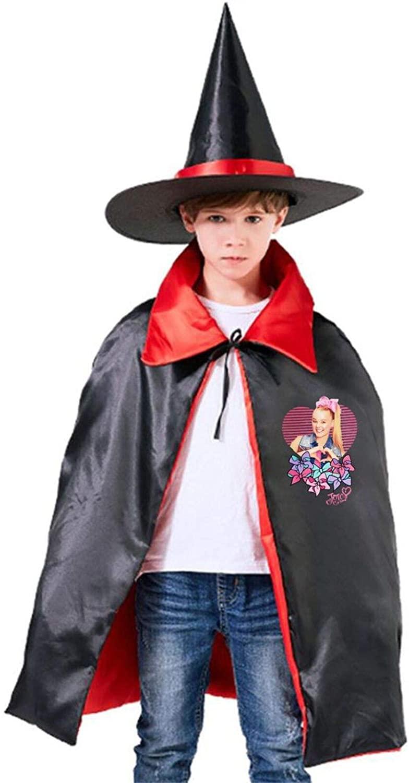 ESS Eyewear JoJo Siwa Wizard Cloak Halloween Costume Props Role-Playing Party