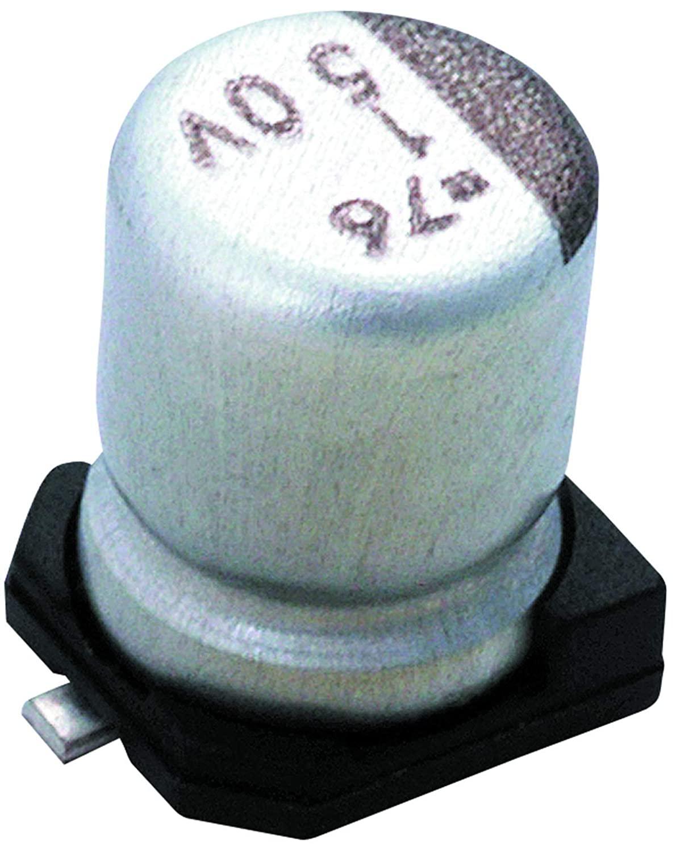 UNITED CHEMI-CON EMVY250ADA331MHA0G ALUMINUM ELECTROLYTIC CAPACITOR 330UF 25V 20%, SMD (1 piece)