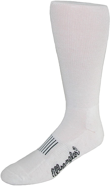 Wrangler Men's Moisture Wicking Western Mid Calf Boot Socks