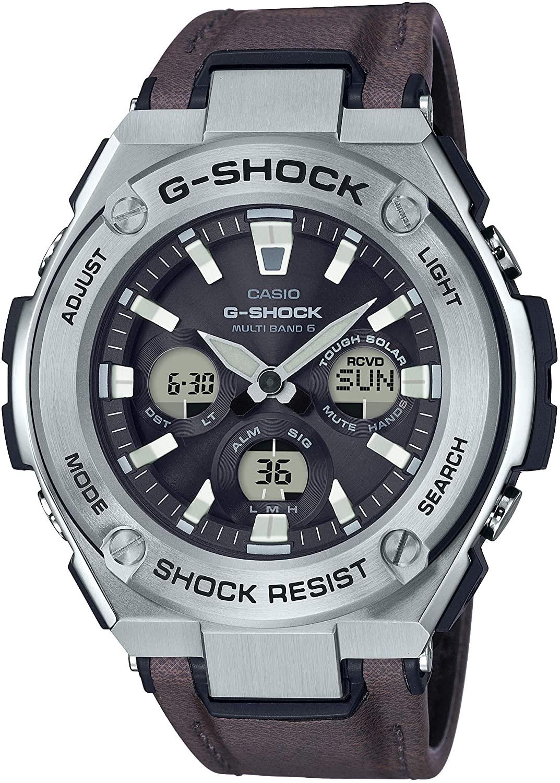 Casio G-SHOCK GST-W330L-1AJF G-STEEL Radio Solor Watch (Japan Domestic Genuine Products)