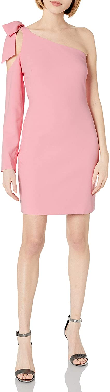 Black Halo Women's Eleece Dress