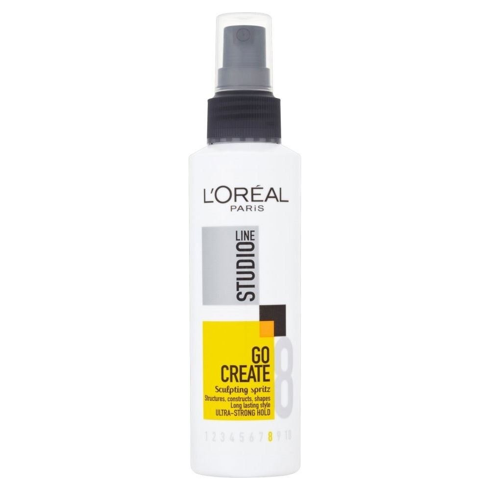 L'Oréal Paris Studio Line Go Create Sculpting Spritz (150ml) - Pack of 6