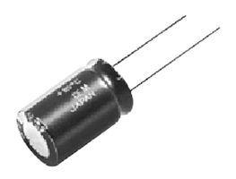 Aluminum Electrolytic Capacitors - Leaded 10uF 50V