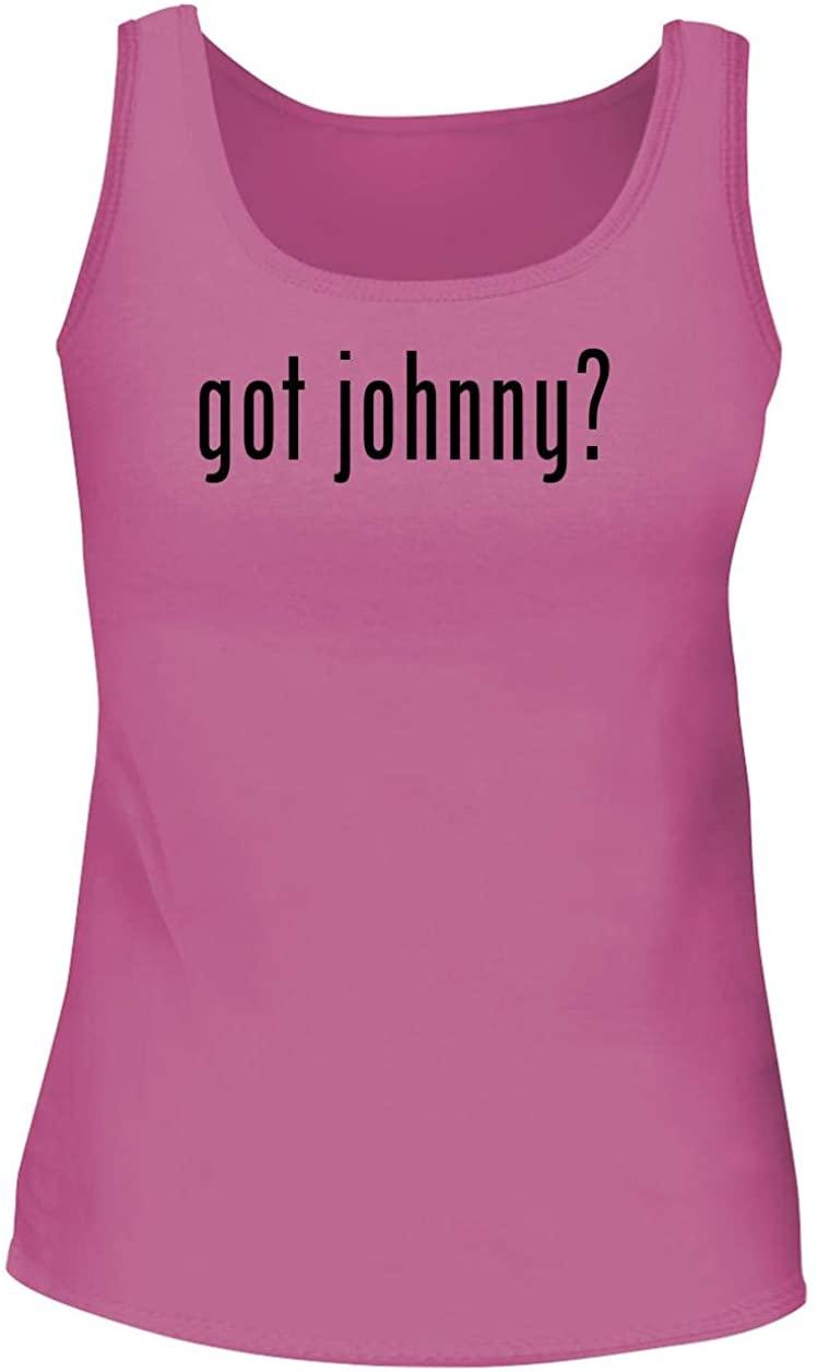 got johnny? - Women's Soft & Comfortable Tank Top