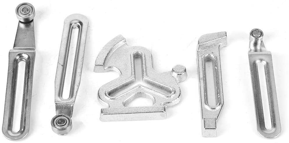 Flat/Pentalobe/Roller Gauge Simultaneous Machine General Purpose Locator Sewing Machine Gauge