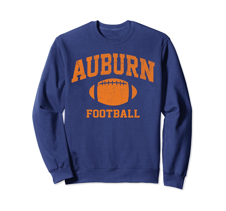 Auburn Football - AL vintage Varsity style Sweatshirt