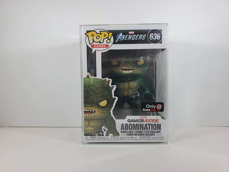 Funko Marvel Gamerverse Avengers Abomination Exclusive #636
